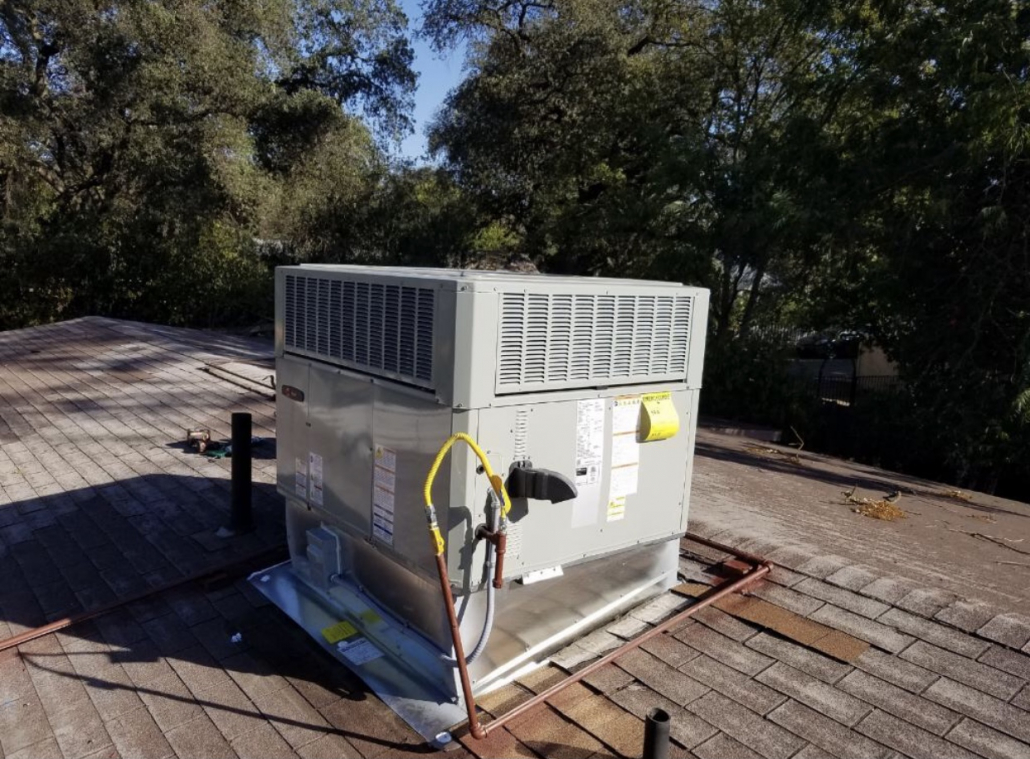 Heating and air-condition tune up